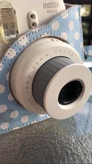 Cámara Instax Mini 8, Marca Fujifilm