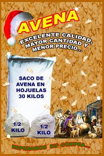 Avena En Hojuelas Calidad Avelina