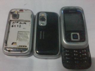 Nokia 6111 Completo-retirada D/peças-original-leia Anuncio