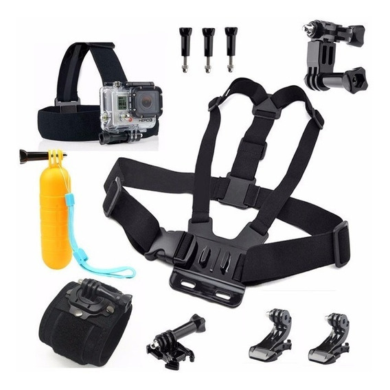 Kit Conjunto Para Xiaoyi Navcity Vivitar Sports Cam Hero Sj