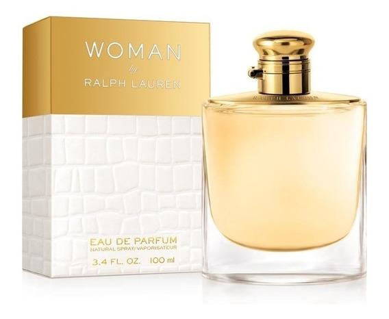 Perfume Woman By Ralph Lauren Feminino Edp 100ml - Original