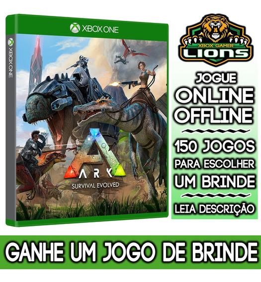 Ark Survival Evolved + Dlcs Xbox One + Brinde