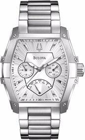 Relógio Masculino Bulova 96c115 Wintermoor