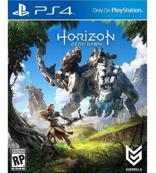 Ps4 - Horizon: Zero Dawn