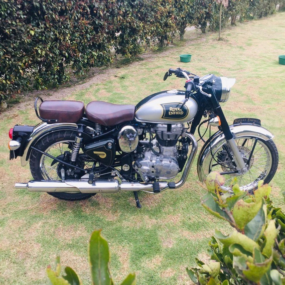 Royal Enfied Classic 500cc 2017