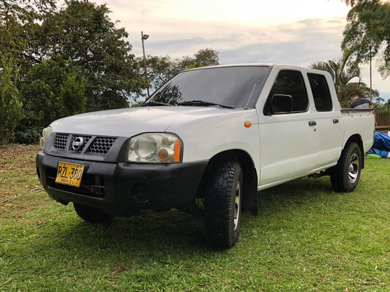 Nissan Frontier D22/np300 Mt 2400 Cc