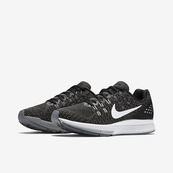 Tênis Nike Air Zoom Structure 19 Feminino De Corrida Origina