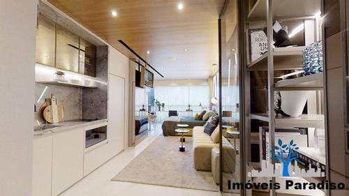 Imagem 1 de 15 de Apartamento A Venda 1 Dormitório Suíte Em Moema - 62