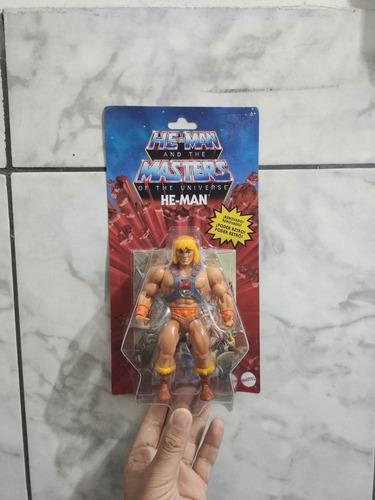 Masters Of The Universe Origins He-man Mattel