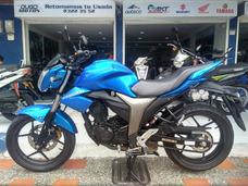 Suzuki Gixxer Modelo 2016 Al Dia Recibimos Tu Moto Usada