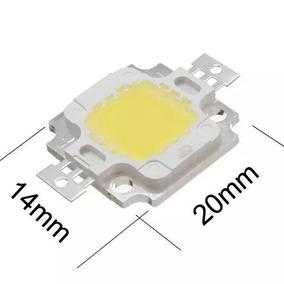 Chip Led 10w Para Reposição Refletor 10w