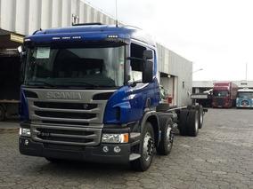 Entrada: R$ 18.800,00 Scania P94 310 2013