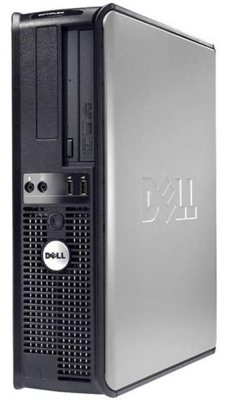 Cpu Dell 780 Core 2 Duo E7500 2,93ghz Mem 4g Ddr3 Hd160 Wifi