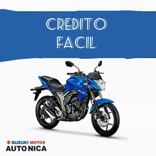 Suzuki Autonica Ofrece Credito