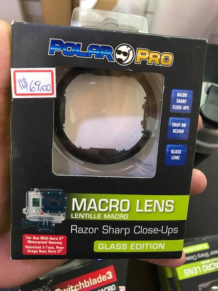 Lente Para Gopro Polar Pro Macro Lens
