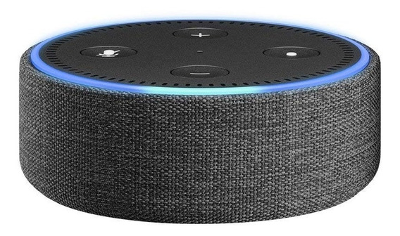 Amazon Capa Case Echo Dot Alexa Importado Original 2 Geração