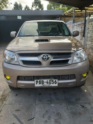 Toyota Hilux 3.0 D/cab 4x4 Srv Lim P/2 2006