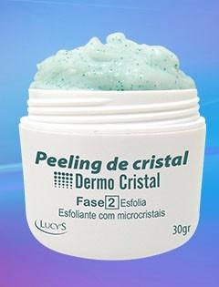 Peeling De Cristal Esfoliante Microcristai Fret Gráti Brinde
