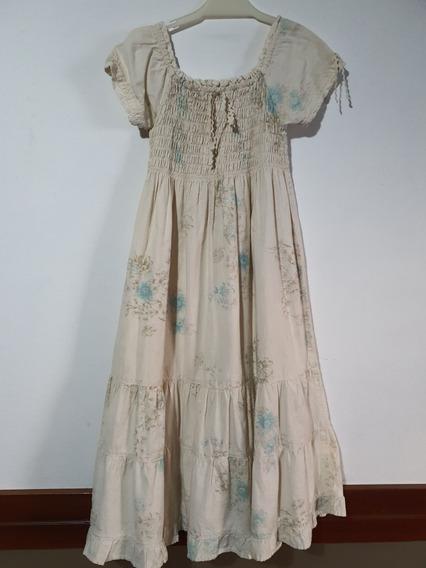 Vestido Nena Mimo Largo T8 (amt)