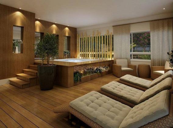 Apartamento À Venda, 194 M² Por R$ 1.600.000,00 - Lorian Boulevard - Osasco/sp - Ap4496