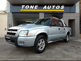 Chevrolet S10 2.8 Td 4x4 Limited Doble Cabina Toneautos