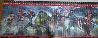 Marvel Libros Salvat Enciclopedia Completa Tapa Roja Única