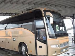 Autobus Volvo 4x2 45 Lugares Y Baño Convercion A 2011