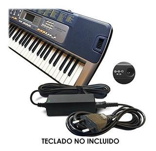 Fuente Teclado Casio Ad-5 Ad-5e Ad-5mle Ad-5mle-tc1 9v 2a C-