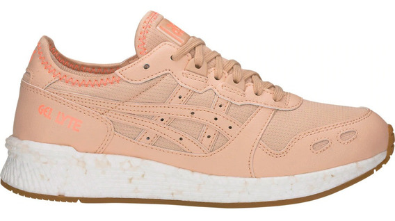 Zapatillas Lifestyle Asics Hypergel-lyte Mujer 1192a098 In