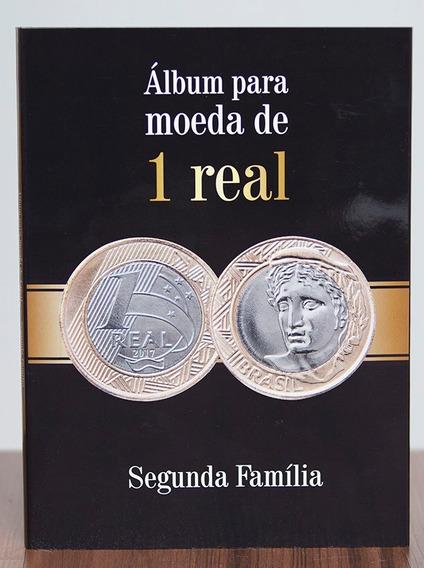 Lançamento Álbum Moedas 1 Real Segunda Família
