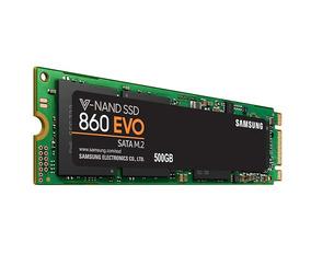 Ssd 500gb M.2 2280 860 Evo Sata Samsung Novo Mz-n6e500bw