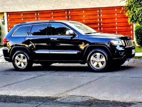 Jeep Grand Cherokee 5.7 Limited 2011 V8 Navegación 4x4 Mt