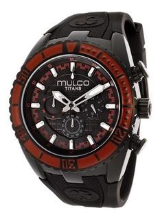 Reloj Mulco Unisex Mw51836065 Titans Con Cronógrafo Y