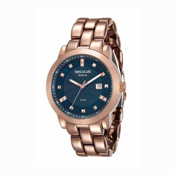 Relógio Seculus Feminino 20422lpsvra8
