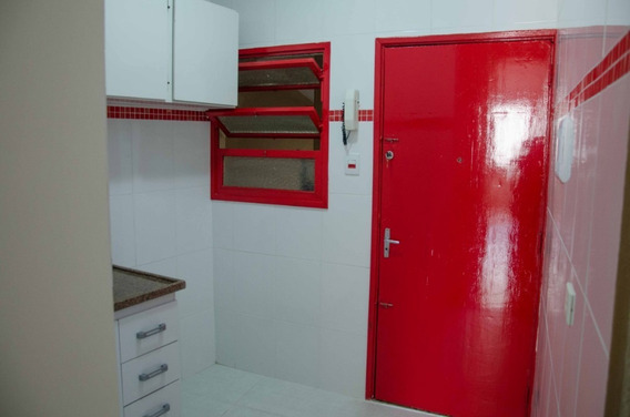 Excelente Apartamento (kit) Reformado Direto C/ Proprietário