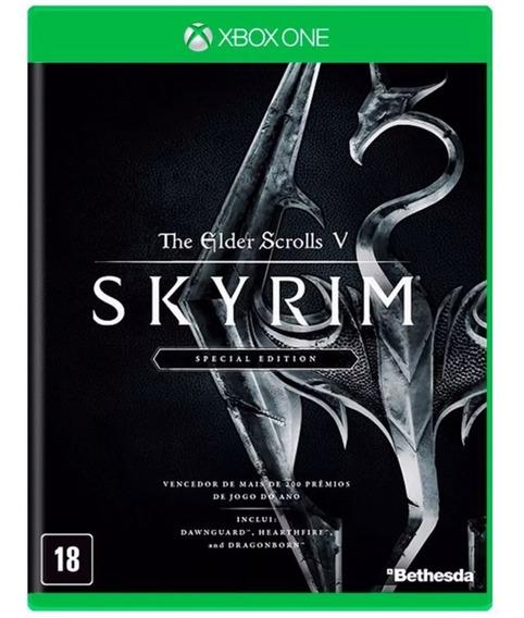 The Elder Scrolls V: Skyrim Special Edition Xbox One 25 Dig