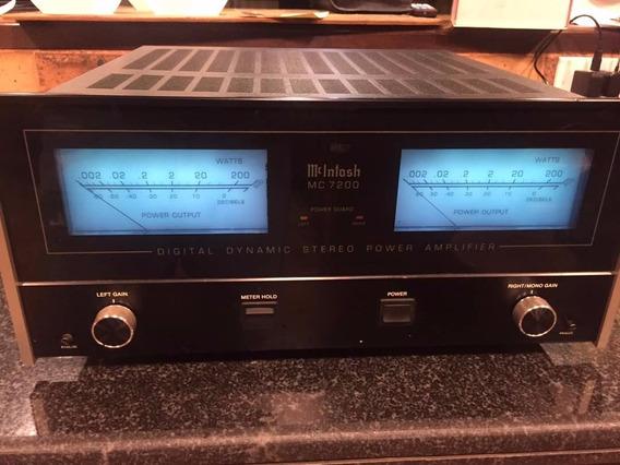 Amplificador Digital Balanceado Mcintosh Mc7200