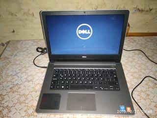Notebook Dell I5 8gb 1tb Disco