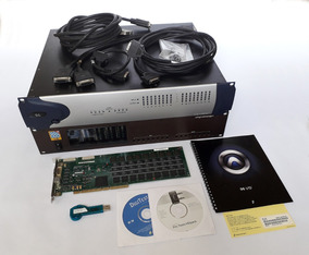 Pro Tools Hd Completo - Digidesign 96 Io + Hd Core + 888/24