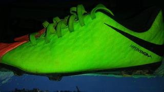 Tenis De Fútbol Soccer Marca Nike