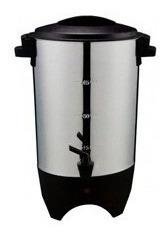 Cafetera Sankey 45 Tazas Electrica Acero Inox (6m)