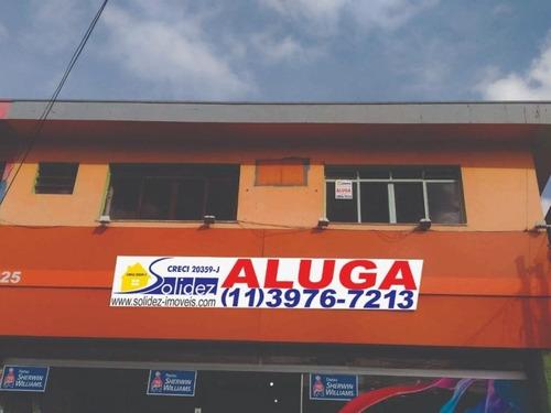 Sala Para Alugar, 25 M² Por R$ 750,00/mês - Pirituba - São Paulo/sp - Sa0034 - 67733458