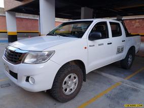 Toyota Hilux Imv Mt 2500cc 4x4 Td 2ab Abs