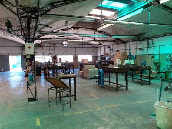 Excelente Nave Industrial Con Una Superficie Total Cubierta 3.320 M2 - Florida