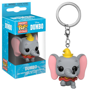 Funko Pop! Keychain: Disney - Dumbo (31753)