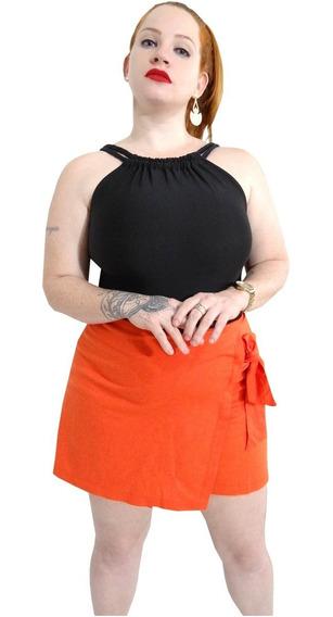 Shorts Feminino Plus Size Liquidacao Atacado Envio Em 24h