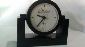 Relógio Condor New Quartz Despertador Raro