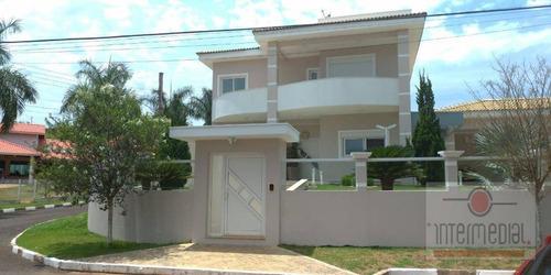 Chácara Com 5 Dormitórios À Venda, 2859 M² Por R$ 2.100.000 - Saint Claire - Boituva/sp - Ch0595