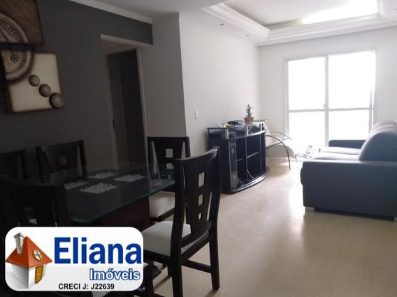 Apartamento - Bairro Santa Paula - São Caetano Do Sul - A4403