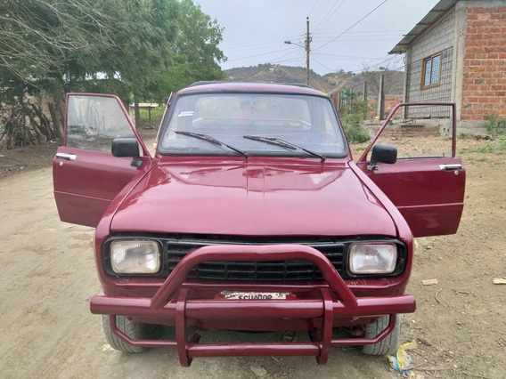 Mazda 1200 Camioneta Con Chasis